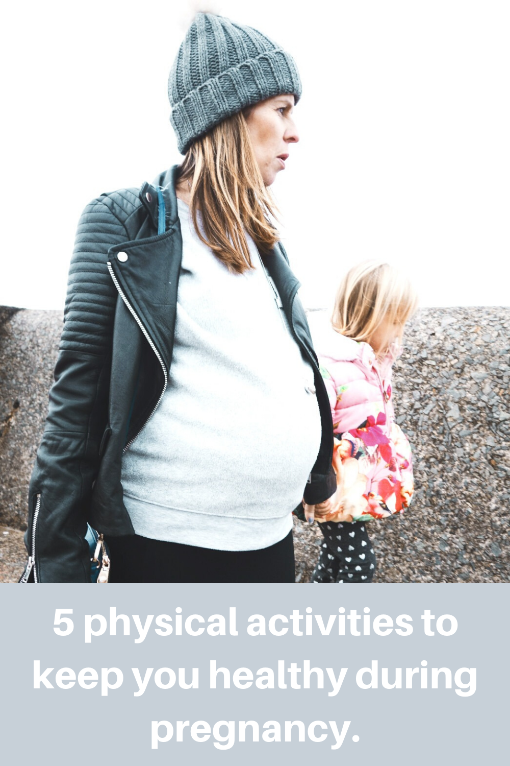 5 physical activities to keep you healthy during pregnancy.