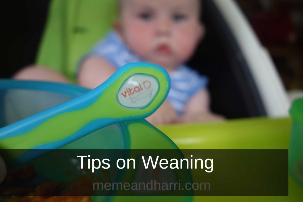 Tips on Weaning