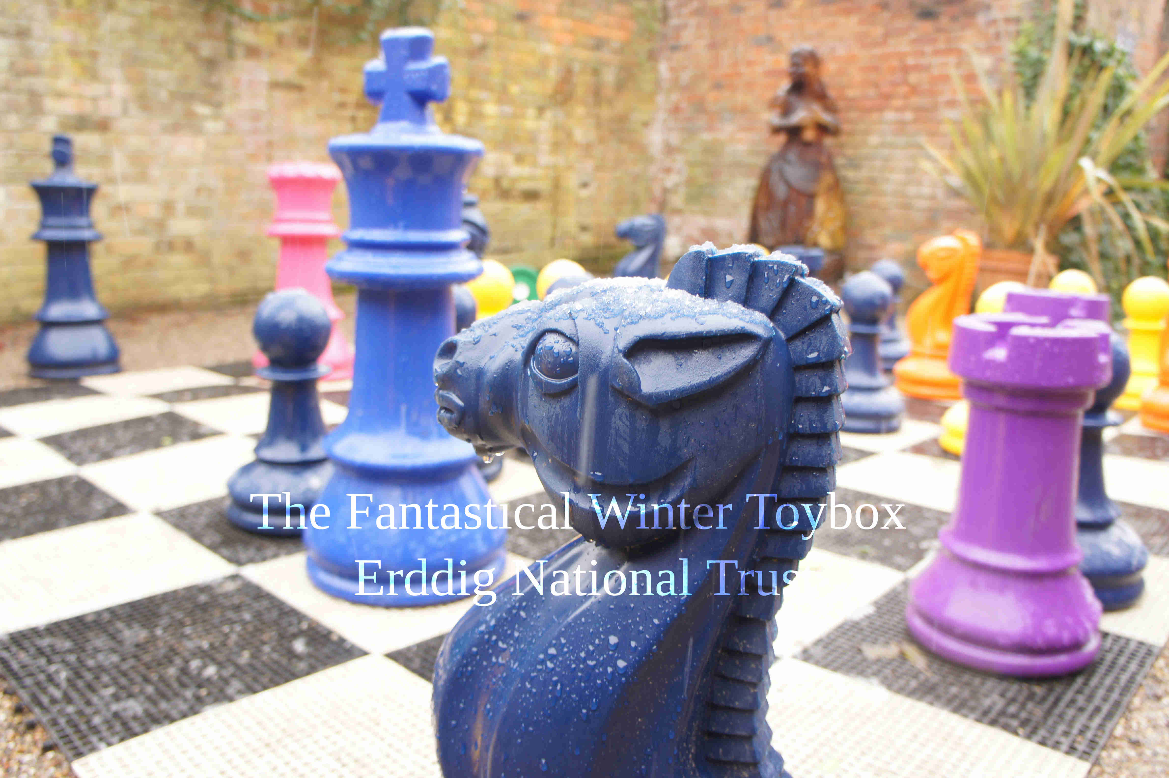 The Fantastical Winter Toybox at Erddig National Trust
