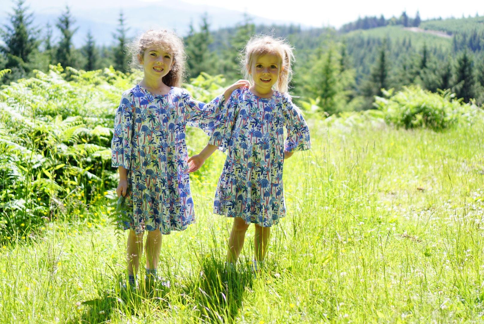 Marks and Spencer girls dresses