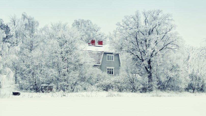 winter family holiday
