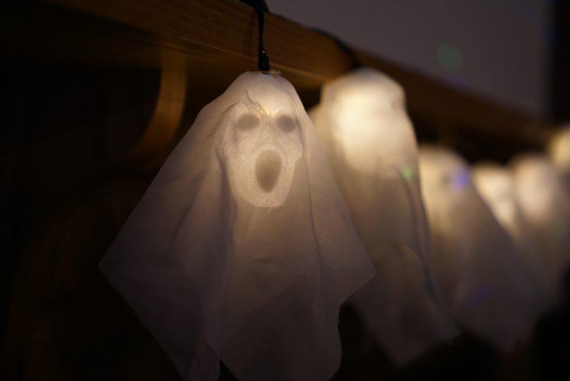 Carden Park Halloween event