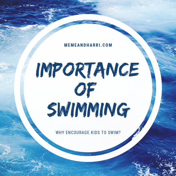 Importance of swimming
