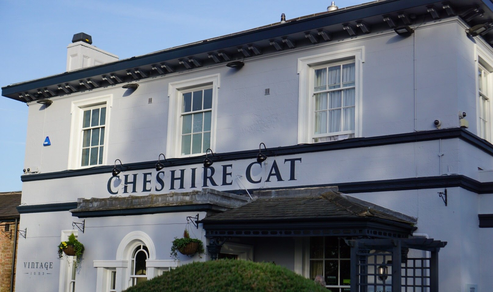 Places to eat in Cheshire The Cheshire Cat