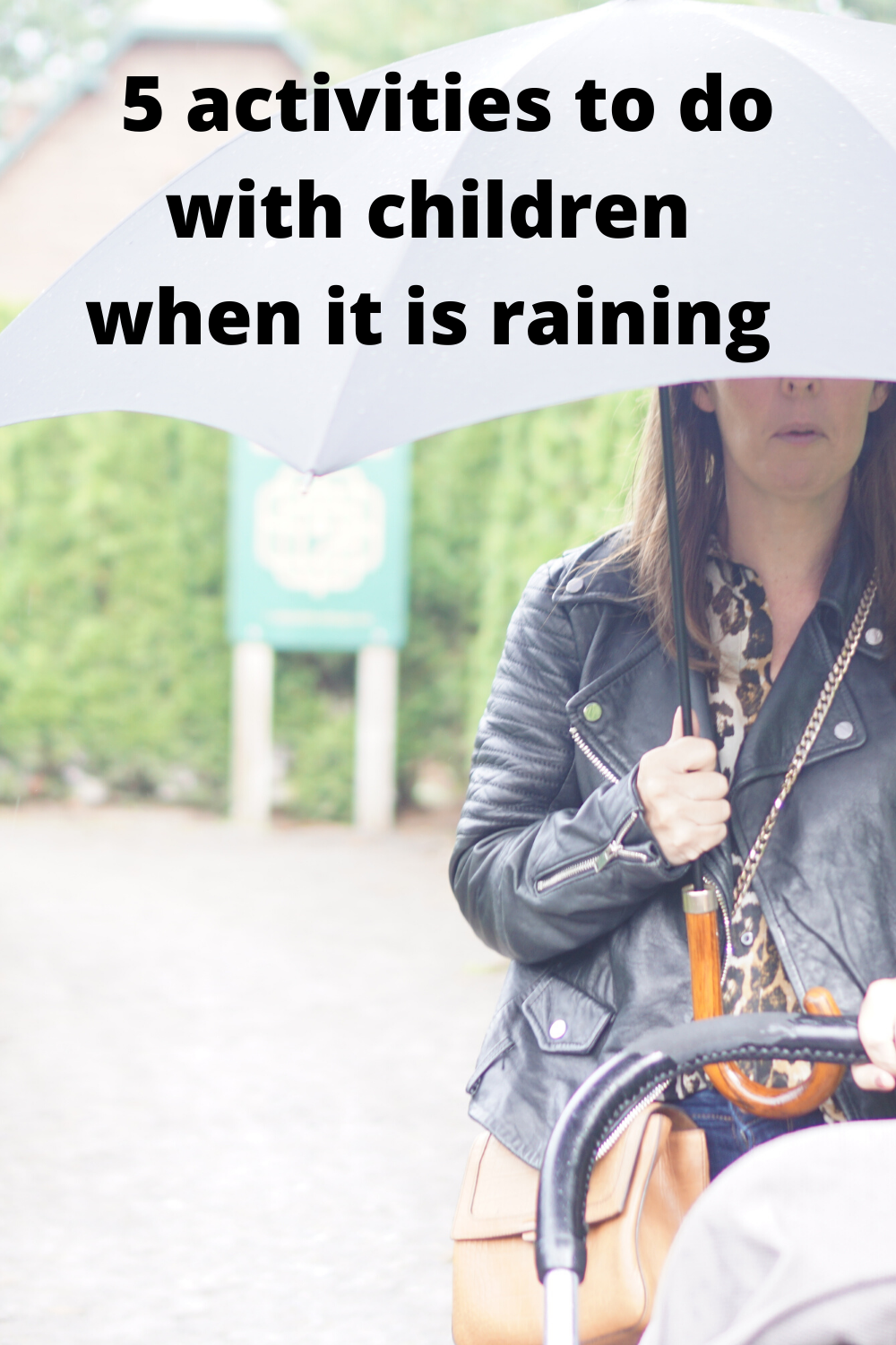 5 tips to entertain children when its raining