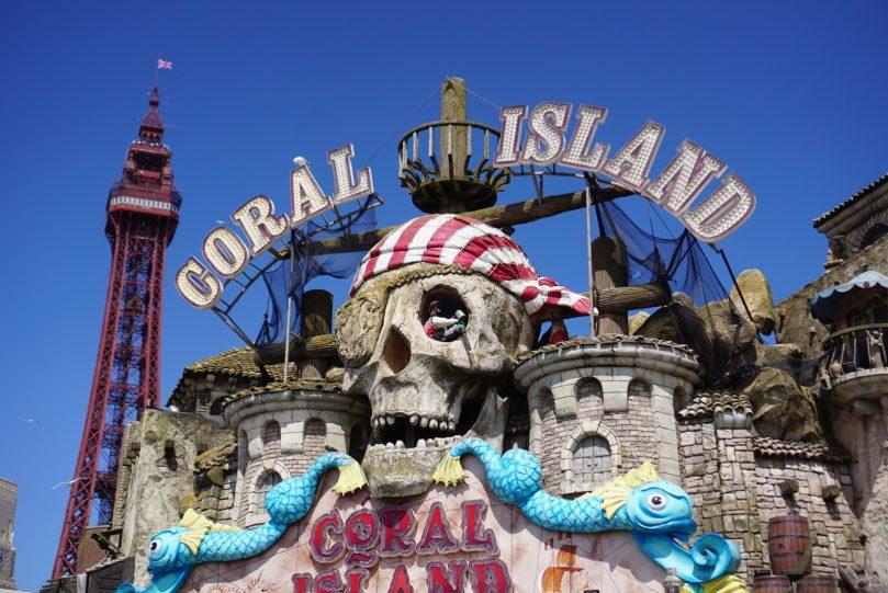 Coral Island, Blackpool