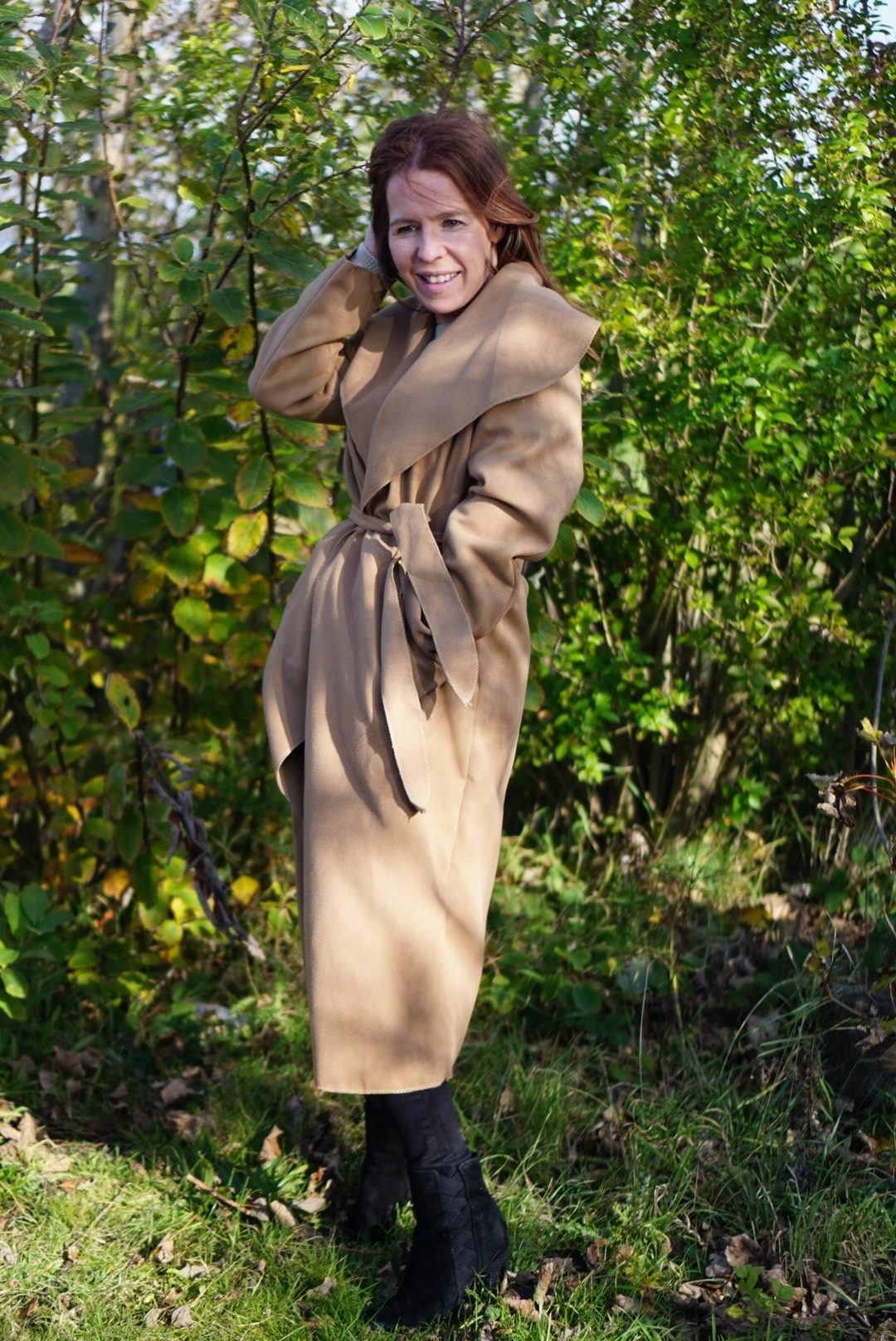 https://femmeluxefinery.co.uk/products/camel-waterfall-duster-belted-long-coat