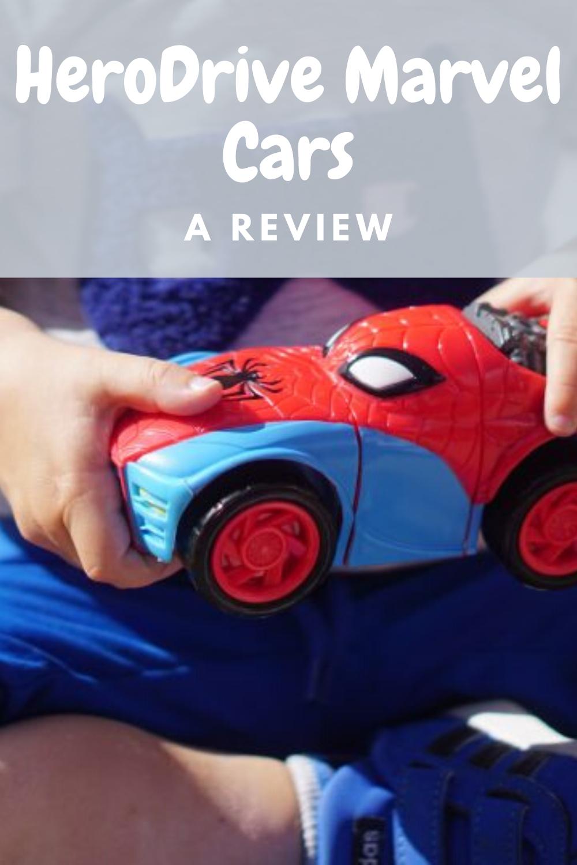 HeroDrive Marvel Cars