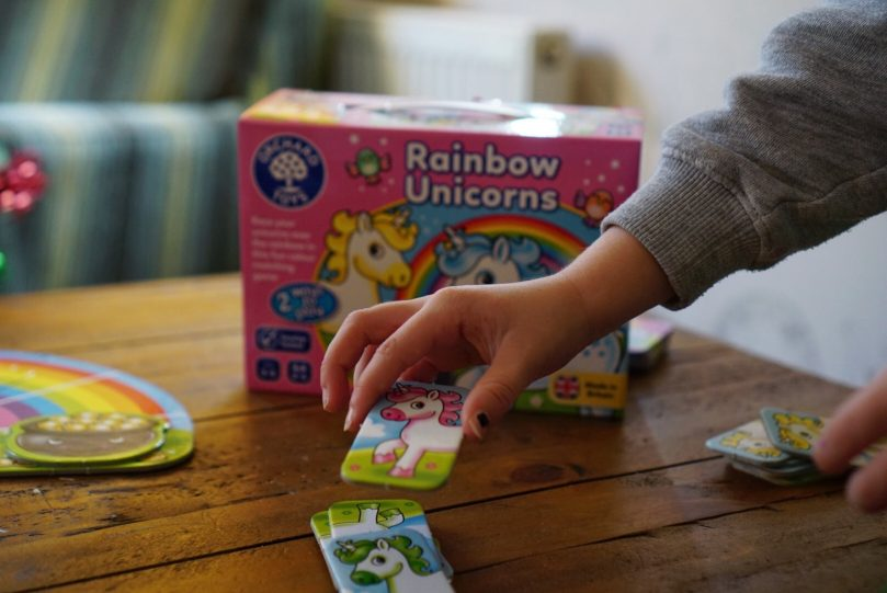 Rainbow Unicorns by Orchard Toys