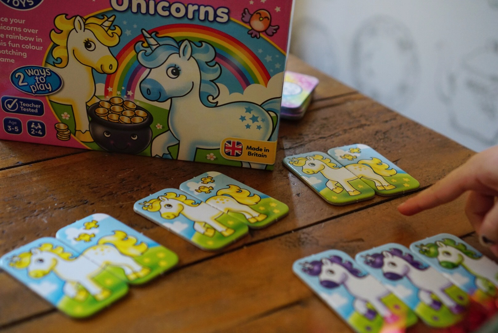 Rainbow Unicorns Orchard Toys