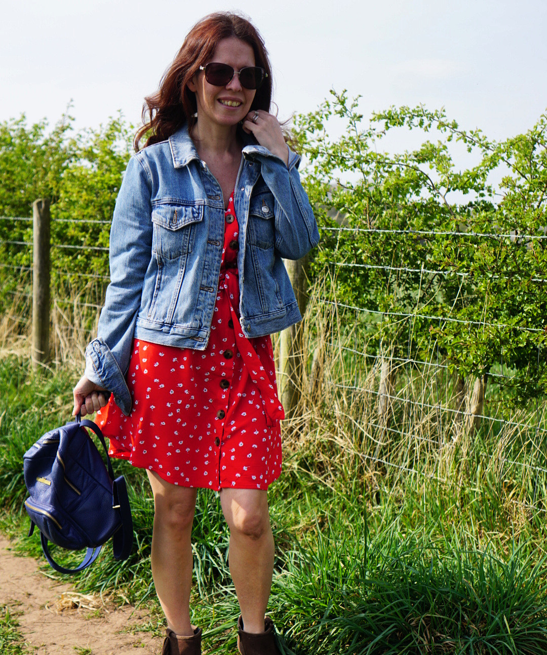 Tea Spring dress
