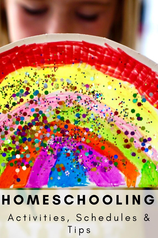 Homeschooling activities schedules and tips