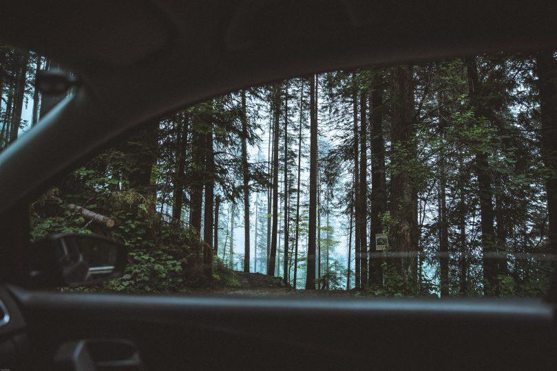 Road Trip In Scotland