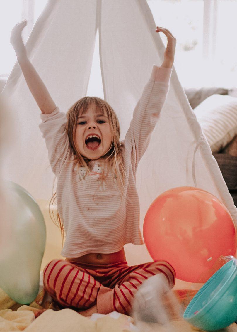 Raise an Optimistic Child