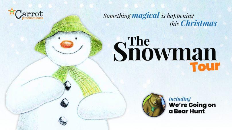 Christmas activities - The Snowman