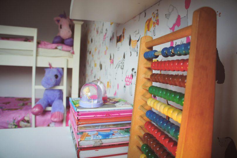 Inspired wallpaper - children's wallpaper ideas