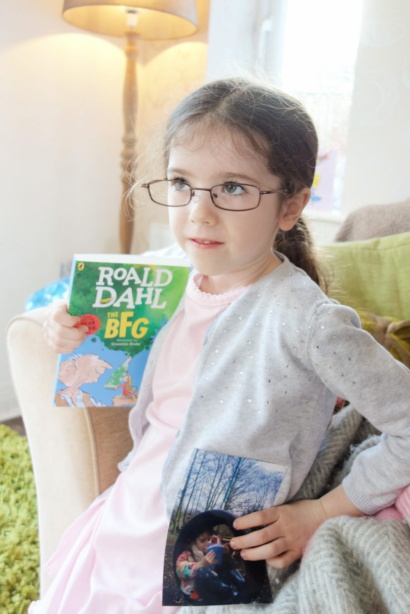 World Book Day Sophie BFG